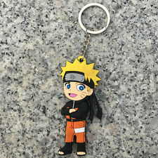 New Naruto Uzumaki Naruto Cartoon Pendant Anime Cute Key Chain Car Keys