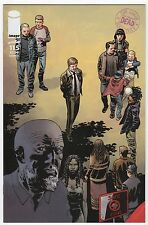Walking Dead 115 2013 cover H variant ALL OUT WAR with NEGAN ALDRED