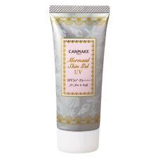 Canmake mermaid skin gel UV 01 40g BB cream SPF50+ PA++++ sunscreen New Japan