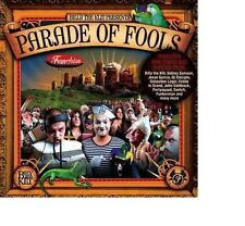Billy The Klit Presents: Parade Of Fools Jamie Wamie DJ Disciple Jeroenski 2CD