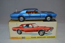 Dinky Toys 174 Ford Mercury Cougar mint in very near mint box