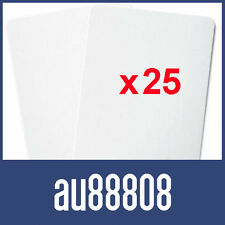 25 x UID CHANGEABLE MF 1K S50 WRITABLE IC CARD 13.56Mhz RFID PROXMARK ACR122U