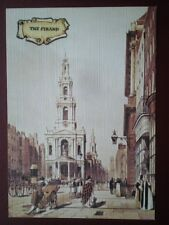 POSTCARD LINEN TYPE THE STRAND  - BY THOMAS SHOTTER BOYS