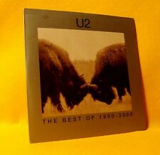 PROMO Cardsleeve DVD U2 The Best Of 1990-2000 4TR 2002 Arena Rock