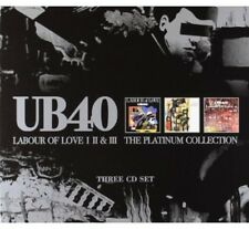 Labour Of Love I/Ii/Iii - Ub40 (2003, CD NEUF)3 DISC SET