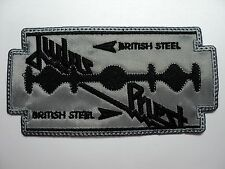 JUDAS PRIEST  EMBROIDERED PATCH