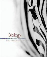 Biology Vol. 1 : The Dynamic Science by Paul E. Hertz, Beverly McMillan and Pet…