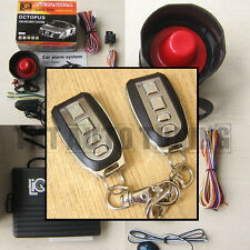 Alarma de Coche + 2 Mandos y Modulo Cierre Centralizado Alfa Romeo 75 90 Brera