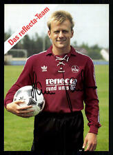 Hans Dorfner Autogrammkarte 1 FC Nürnberg 1991-92 +A21331D