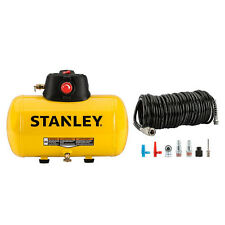 Stanley 2 Gallon Air Compressor w/ 9-Piece Accy Kit STFP00020-WK new
