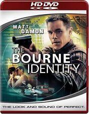 THE BOURNE IDENTITY, Matt Damon, Franks Potente, Chris Cooper, HD DVD NEW