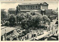 Alte Postkarte - Hannover - Am Kröpcke / Oper