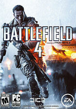 Battlefield 4 PC Full Digital Game Genuine Origin Download Key