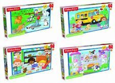 Fisher-Price little people 20 Piece Jigsaw Puzzle Neuf Cadeau