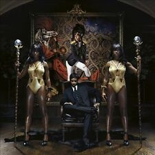 SANTIGOLD CD - MASTER OF MY MAKE BELIEVE (2012) - NEW UNOPENED