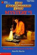 THE BABYSITTER'S CLUB MYSTERY #5 MARY ANNE SECRET ATTIC