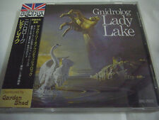GNIDROLOG-Lady Lake JAPAN 1st.Press w/OBI Jethro Tull Gentle Giant Genesis