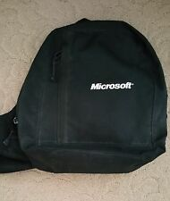 Microsoft Black Laptop / Camera Sling Back
