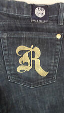 """NEW! Women's ROCK & REPUBLIC 30"""" x 34"""" Jagger in Gold Stroke with the Vato R"""