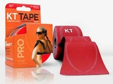 KT Tape Pro Kinesiology Elastic Sports Tape - Support - Rage Red