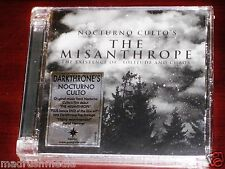Nocturno Culto's: The Misanthrope CD + DVD Set 2007 Darkthrone Peaceville UK NEW