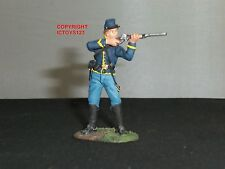 BRITAINS 31063 UNION CAVALRY TROOPER STANDING FIRING METAL TOY SOLDIER FIGURE