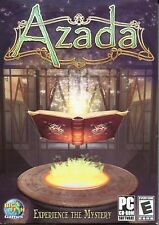 AZADA Experience the Mystery Hidden Object PC Game NEW