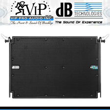 "DB Technologies DVA T12 Active Line Array module 12""/6.5""/1"" 1500 Mint Condition"