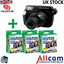 Fujifilm Instax 210 InstantCamera + 60-shot Fuji Wide Photo Instant Film
