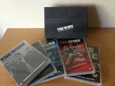 Used only once  The complete TV series THE WIRE Serie completa TV  Usado una vez