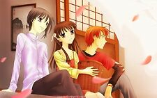 Fruits Basket  - High Quality Poster -  20 in x 30 in  ( Fast Shipping )