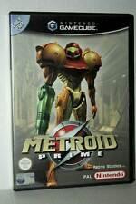 METROID PRIME GIOCO USATO OTTIMO STATO GAMECUBE EDIZIONE EUROPEA FR1 42427