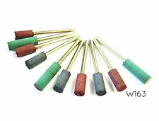 RUBBER POLISHING POINTS - W163 - SET 10 Ideal for scratch removal