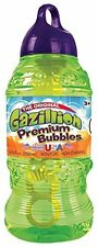 Gazillion premium original bubbles bottle solution inc 7-in-1 bubble wand - 2L