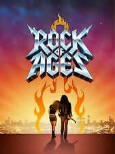"Rock of Ages 16"" x 12"" Reproduction Poster Photograph"