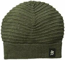 New Armani Jeans Textured Knit  Beanie Hat