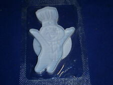 Vintage Poppin Fresh Pillsbury Doughboy Advertising Promo Cookie Cutter 1997