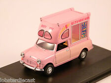 Mini Batman Ice Cream Van-Huskys ICES 1/43 Escala Modelo Oxford Diecast
