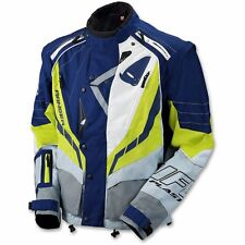 UFO 2017 Ranger MX Enduro Jacket - Grey Blue Yellow - XX Large