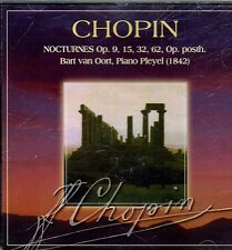 CHOPIN - Nocturnes Op. 9,15,32,62, Op. posth. Bart van Oort