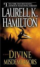 Merry Gentry: Divine Misdemeanors 8 by Laurell K. Hamilton (2010, Paperback)