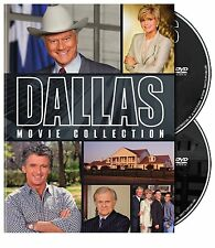 DALLAS - THE MOVIE COLLECTION (English cover) -  DVD - UK Compatible - sealed
