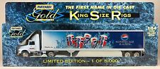Matchbox Gold Collection King Size Rigs Pepsi New In Box 1996