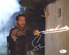 SEAN MAGUIRE Signed 10X8 Color Photo with a JSA (James Spence) COA