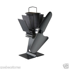 CAFRAMO ECOFAN 800CAXBX HEAT POWERED WOOD STOVE FAN