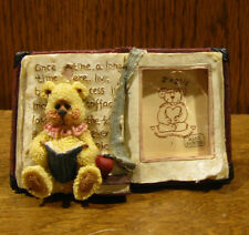 """Shelly Bear Frame #30025 """"STORY BOOK TIME"""",  by Heartfelt, NEW from Retail Store"""