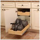 Pot Pan Cookware Kitchen Cabinet Drawer Organizer Storage Rack Holder Hardware