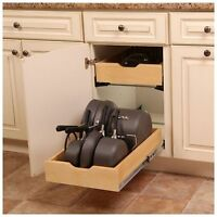 Single Pantry Glideware Cabinet Organizer Ebay