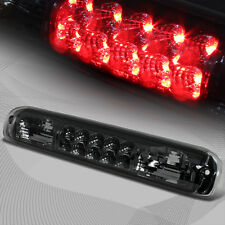 For 1999-2006 GMC Sierra 1500/2500/3500 Smoke Lens LED Third Brake Stop Light