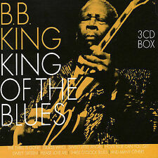 King of Blues [Golden Stars] by B.B. King (CD, Apr-2004, Golden Stars)